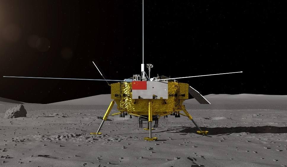 Film do artykułu: Jakie tajemnice skrywa ciemna strona Księżyca? [ZDJĘCIA] Chiński pojazd kosmiczny Chang'e 4 wylądował na niewidocznej z Ziemi półkuli