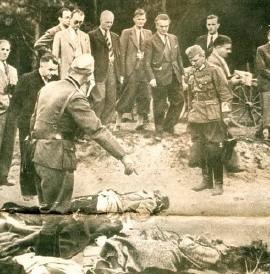 """Niemiecka propaganda wykorzystała wydarzenia z 3 i 4września w sposób perfekcyjny. Specjalnie zaproszonymdziennikarzom pokazywano """"ofiary podjudzonej"""