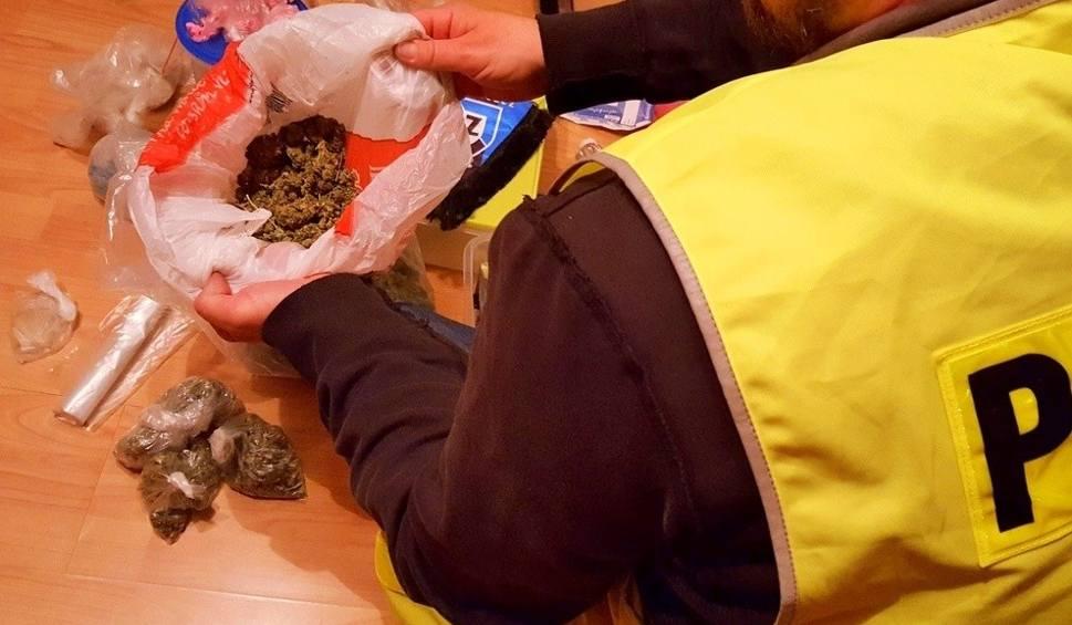 Film do artykułu: Dwaj bydgoszczanie mieli ponad 2,5 kg narkotyków! [zdjęcia, wideo]