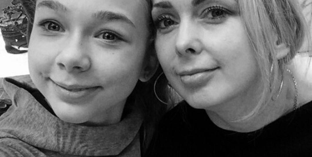 Olena Surova i jej córka Jelizabet czekają na pozwolenie na pobyt czasowy w naszym kraju.