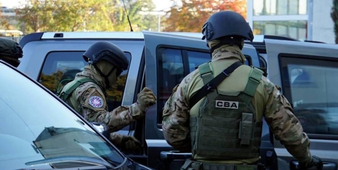 Funkcjonariusze CBA zatrzymali podejrzanych w marcu tego roku