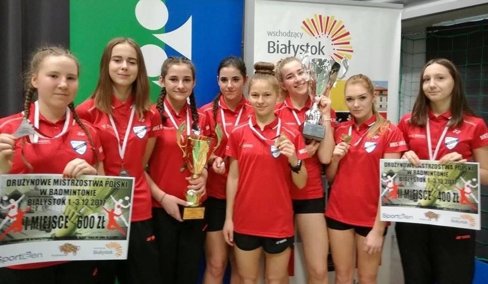 Film do artykułu: Juniorki Orlicza Suchedniów pierwsze, młodziczki drugie w drużynowych mistrzostwach kraju