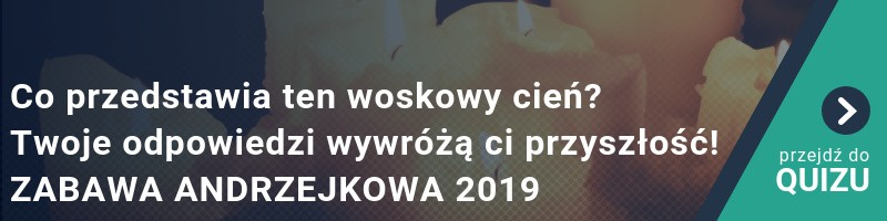 Co przedstawia ten woskowy cień? Twoje odpowiedzi wywróżą ci przyszłość! ZABAWA ANDRZEJKOWA
