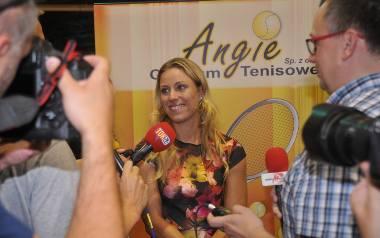 Angelique Kerber w Puszczykowie