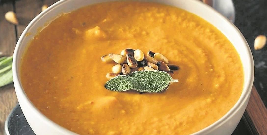 Życie ze smakiem. Październik - szybko, szybko! Przepis na marchewkowy pudding z pęczaku z karmelizowanym jabłkiem