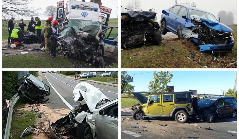 Film do artykułu: Niebezpieczne wypadki na drodze krajowej nr 21 Słupsk - Ustka. Ku przestrodze! [ZDJĘCIA]
