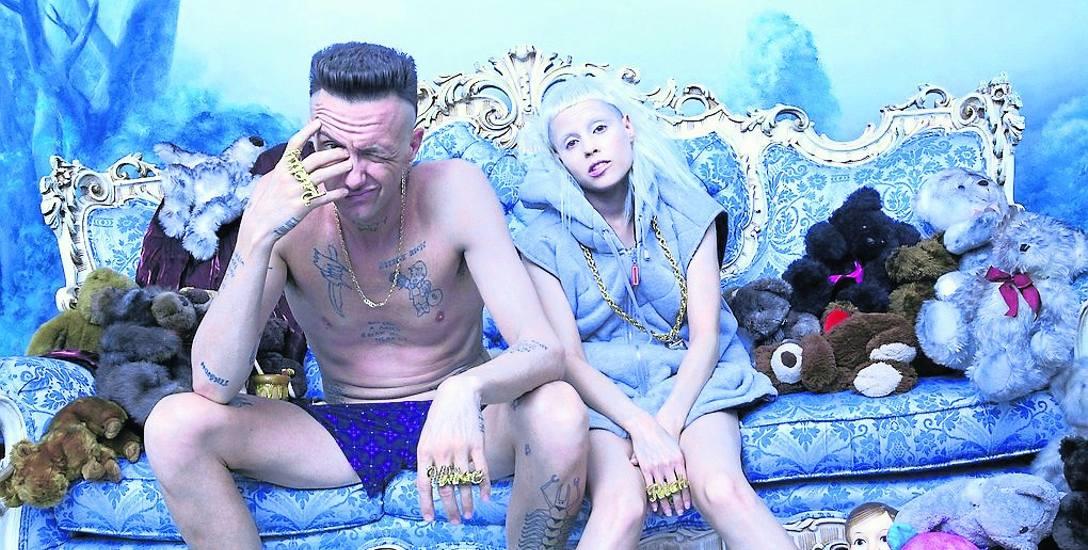 Gwiazdą Kraków Live Festivalu będzie ekscentryczny duet Die Antwoord z południowej Afryki