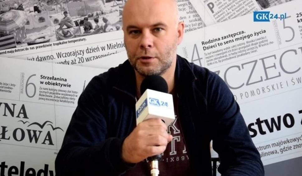 """Film do artykułu: Jest nowy """"Głos Szczecinka"""" [wideo]"""