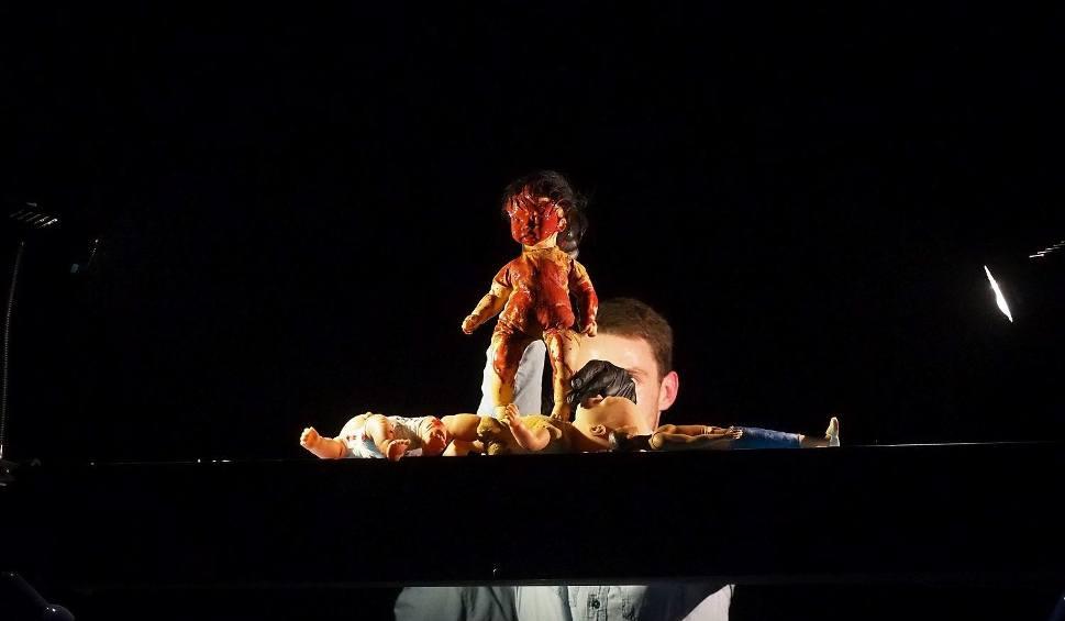 Film do artykułu: ATB Białystok. IX Międzynarodowy Festiwal Szkół Lalkarskich 2018 LALKANIELALKA. Hrabia Monte Christo w 30 minut! (zdjęcia, wideo)