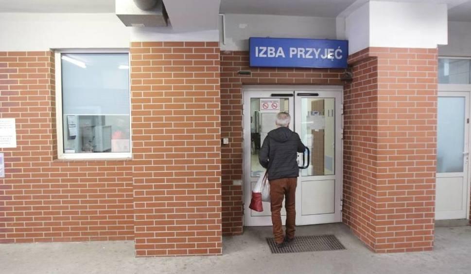 Film do artykułu: Śmierć pacjenta na Izbie Przyjęć w Sosnowcu. Śledztwo przejęła Prokuratura Okręgowa w Katowicach