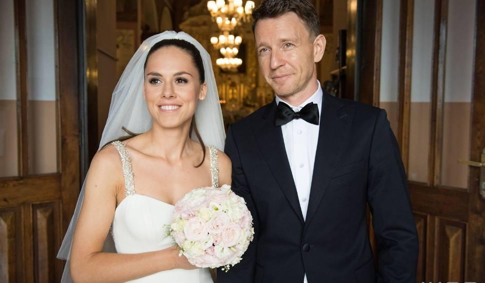 Film do artykułu: Wojciech Błach, aktor związany z Pełczyskami, poślubił Agnieszkę Gizę