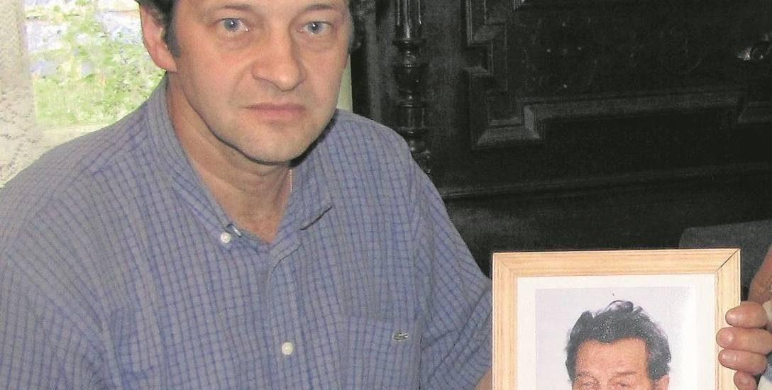 - Mam coraz większe wątpliwości, czy sprawa śmierci mojego ojca zostanie kiedykolwiek wyjaśniona - mówi Edwin Gałkowski.