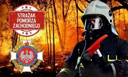 STRAŻAK POMORZA ZACHODNIEGO 2019 Zagłosuj na strażaka, jednostkę OSP!