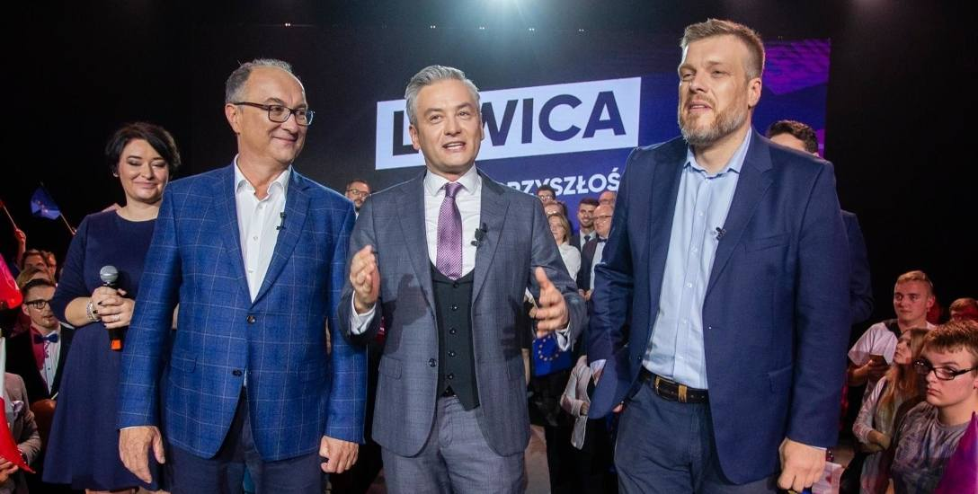 Michał Wenzel: Nie rozumiem liderów Lewicy. Kandydatem na prezydenta powinien być Robert Biedroń