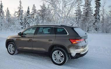 Samochód zimą. Walka z poślizgiem i śniegiem, czyli jazda zimą
