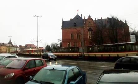 Raport drogowy: ruch tramwajów po kolizjach już wznowiony!
