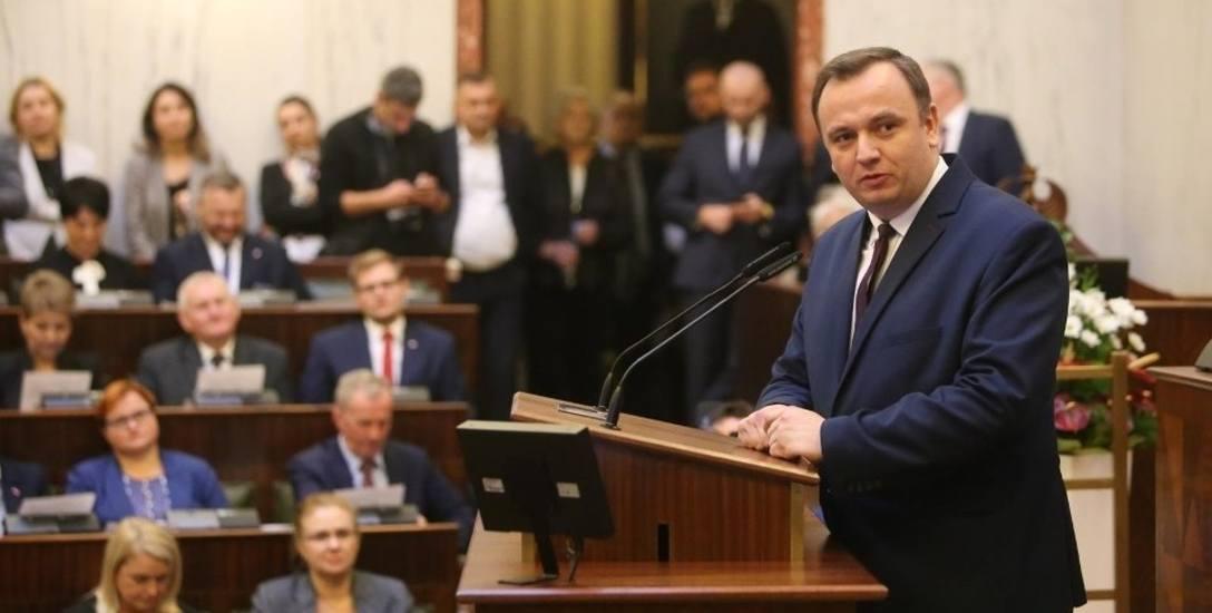 Chełstowski: Do żadnego ministerstwa się nie wybieram, plotkami się nie zajmuję