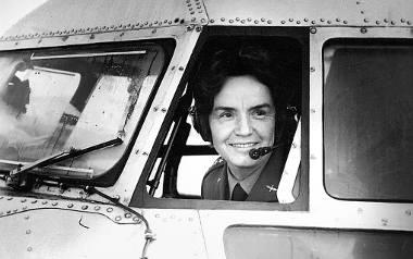 Mówili mi, że kobieta nie może być pilotem. Udowodniłam, że się mylą
