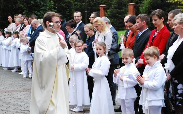 42793b59b9 Ruda Śląska  I Komunia Święta w parafii św. Józefa