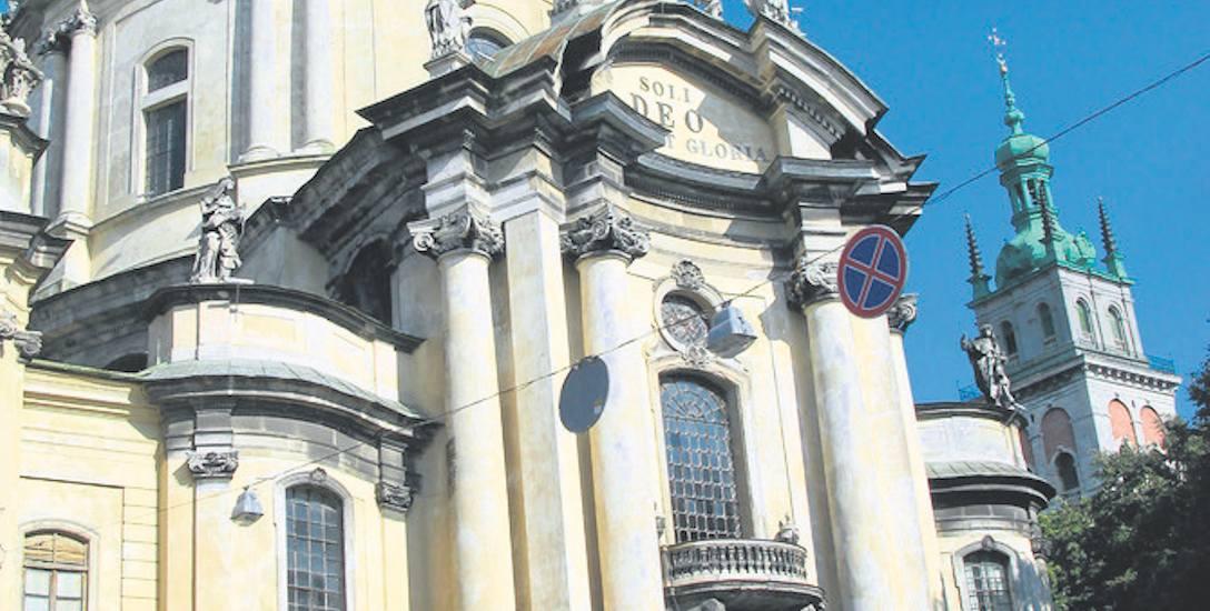 Kościół dominikanów we Lwowie - dzisiaj kościół Polaków