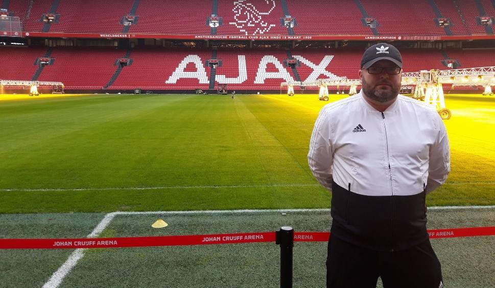 Film do artykułu: Jak to się robi w Ajaxie Amsterdam? [ZDJĘCIA]