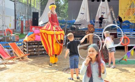 W Amfiteatrze w Radomiu sobota upłynęła pod znakiem Fosy Pełnej Kultury