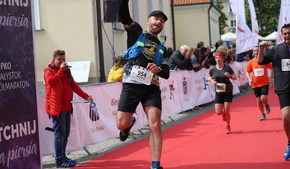Film do artykułu: 7. PKO Białystok Półmaraton. Wygrali Kenijczycy z nowymi rekordami trasy