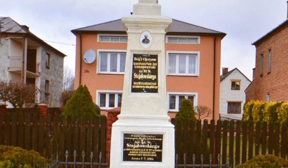 Film do artykułu: W Jeżowem odnowili pomnik księdza Stojałowskiego - działacza ludowego