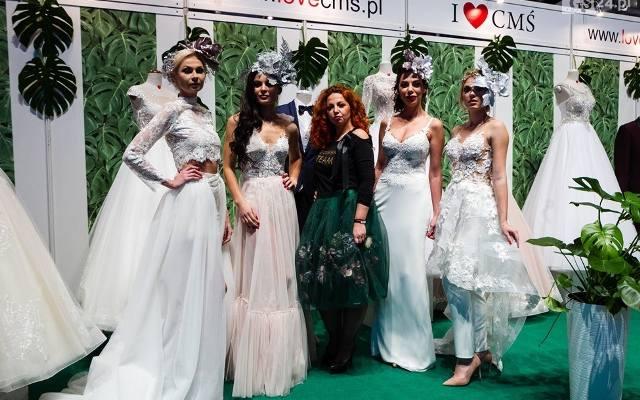 ec40ffc847 Targi ślubne Wedding Arena. Ponad 120 wystawców z branży ślubnej  ZDJĘCIA