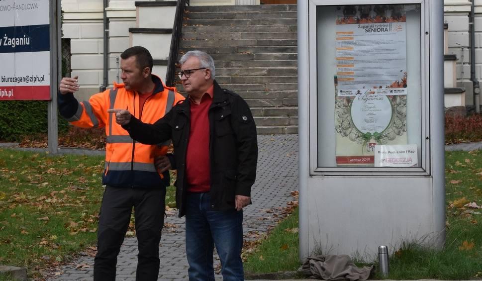 Film do artykułu: ŻAGAŃ. Do końca listopada potrwa przebudowa chodników wzdłuż ulicy Jana Pawła II, w ciągu drogi wojewódzkiej nr 296