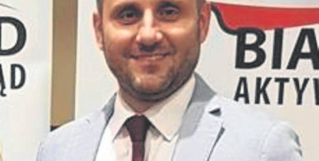 - Moim zdaniem to przedwyborcza nagonka na  mnie i moje ugrupowanie - mówi Daniel Glinka