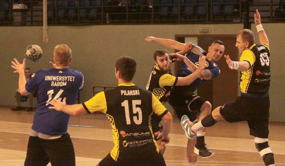Film do artykułu: 1. liga piłkarzy ręcznych. KSSPR zagra w Radzyminie bez lidera, ale z dwoma zawodnikami, którzy po długiej przerwie wracają do składu