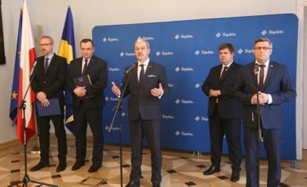 18 stycznia do Katowic przyjechał minister rozwoju i inwestycji Jerzy Kwieciński