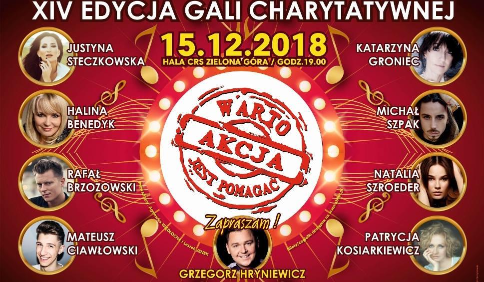 Film do artykułu: WARTO JEST POMAGAĆ | Już 15 grudnia w Zielonej Górze Wielki Koncert - Gala charytatywna