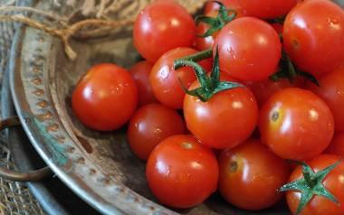 Z pomidorów przygotujemy rewelacyjny przecier pomidorowy na zimę.