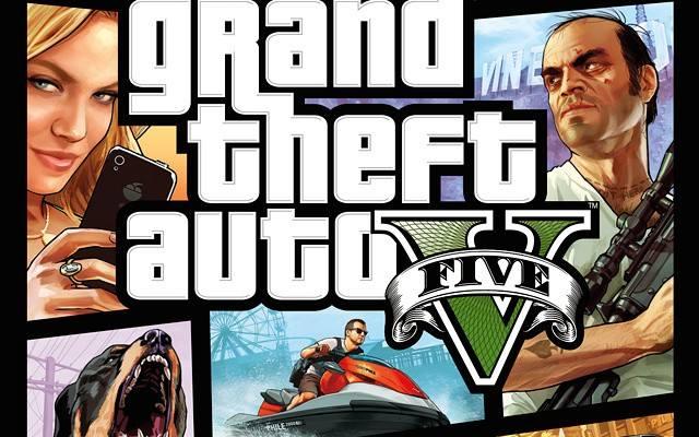 Grand Theft Auto V: Oficjalna okładka wygląda tak