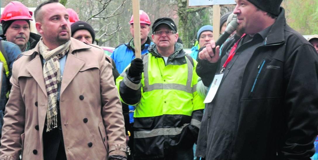 Stoczniowcy zaniepokojeni losami MSR. Chcą deklaracji co do planów zakładu w Świnoujściu