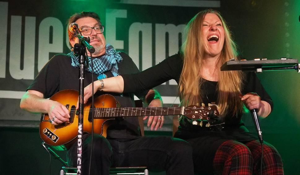 Film do artykułu: Kawiarnia Fama. Beata Kossowska i Wolfgang Bernreuther na żywo (zdjęcia, wideo)