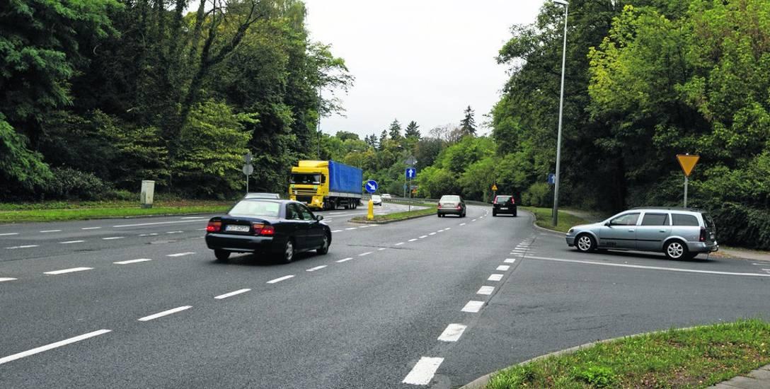 Nowa droga ominie kłopotliwe skrzyżowanie w kierunku Zdunowa i Wielgowa