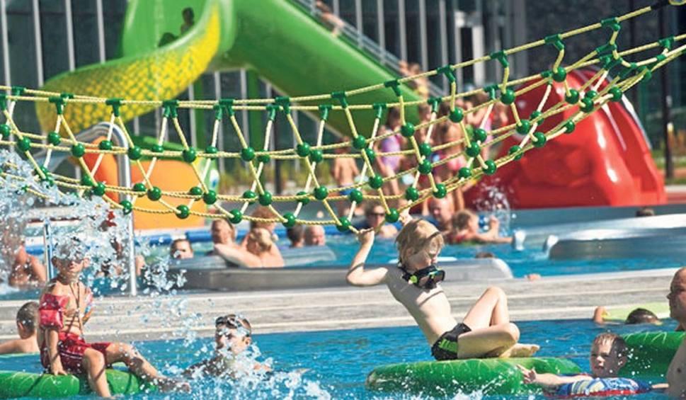 Film do artykułu: Aquapark w Koszalinie. W urodziny atrakcje i promocyjne ceny