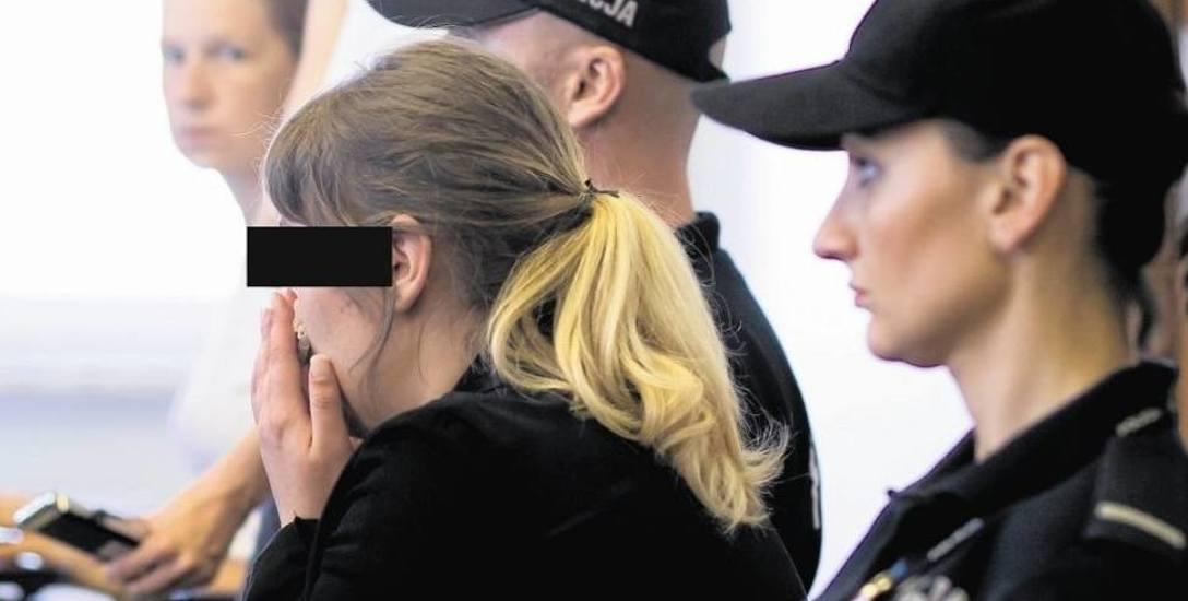 Izabeli M, za uduszenie nowo narodzonego syna, sąd złagodził wyrok z 10 do sześciu lat