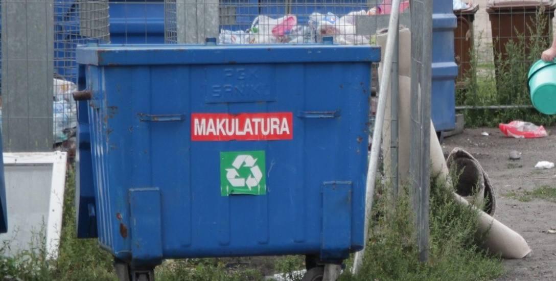 We Włocławku śmieci segregujemy po nowemu
