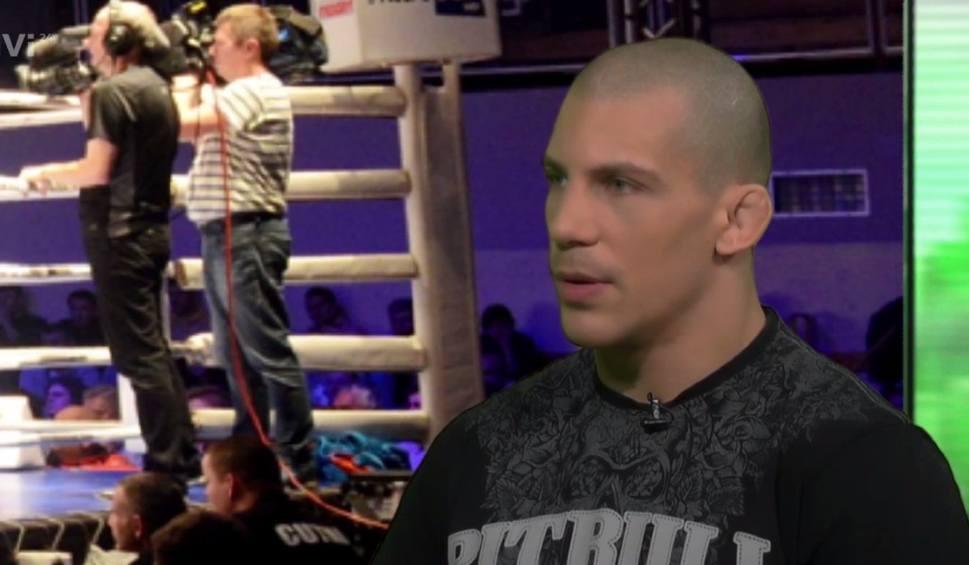 Film do artykułu: MAGAZYN SPORTOWY. Medalista olimpijski Damian Janikowski o debiucie w MMA