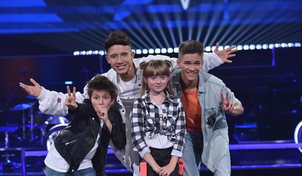 """Film do artykułu: Dawid Kwiatkowski wybrał finalistów """"The Voice Kids""""! Jak oceniają go dzieciaki?"""