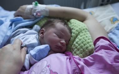 Pierwsze dzieci urodzone w Nowym Roku [ZDJĘCIA]