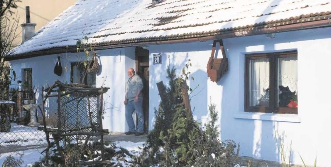 Tomasz Kruczek postanowił przywrócić świetność ostatniej, prawdziwej bronowickiej chacie