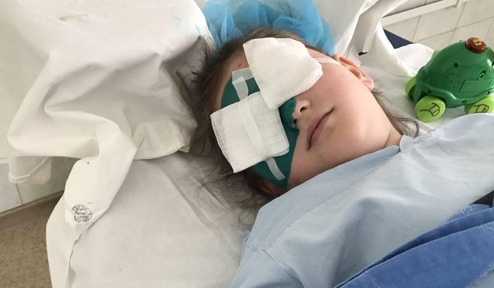 Film do artykułu: Boję się, że pewnego dnia moja córeczka nie zobaczy już nic. Noemi Koper walczy o powrót do zdrowia. Potrzebna jest kosztowna operacja