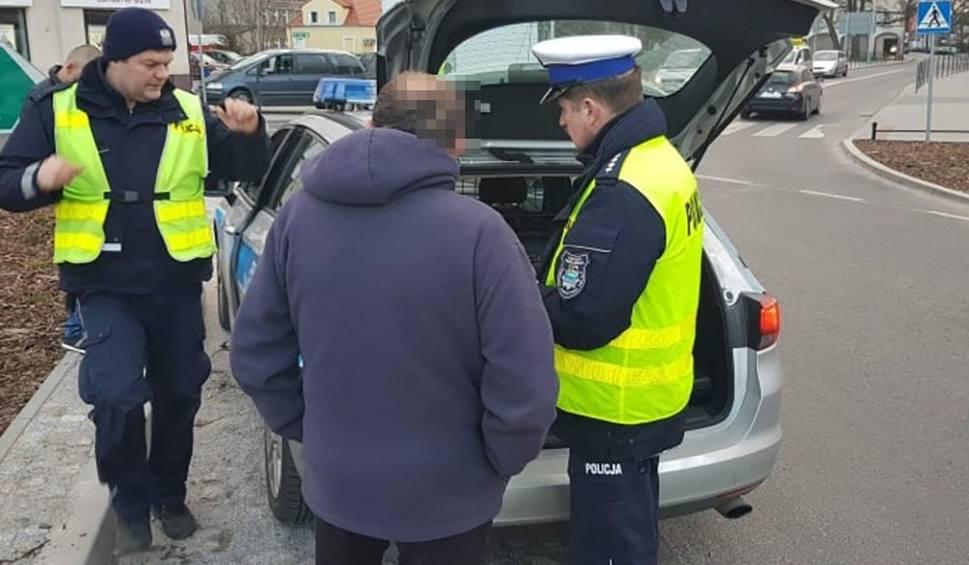 Film do artykułu: Poranna policyjna kontrola trzeźwości w Gubinie. Wpadło kilku pijanych kierowców [ZDJĘCIA]