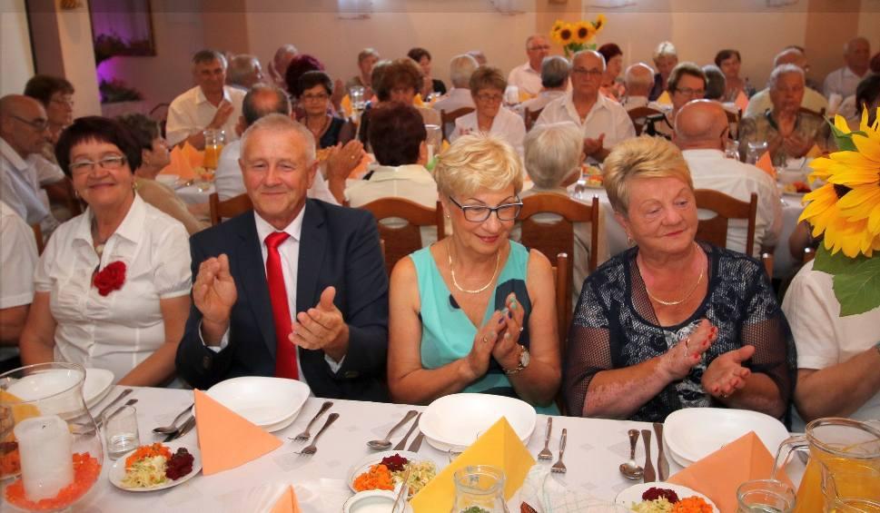 Film do artykułu: Rudnik nad Sanem. Seniorzy świętowali jubileusz