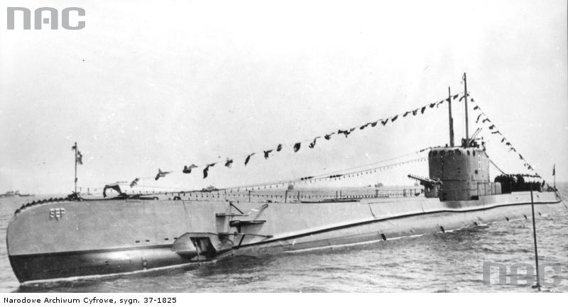 Nowoczesne polskie okręty podwodne nie odegrały poważniejszej roli w działaniach podczas II wojny światowej [1]